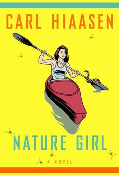 """""""Hey. Sometimes life is a shit flavored Popsicle.""""   ― Carl Hiaasen, Nature Girl"""