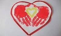 tvoření s dětmi, tvoříme srdce <b>…</b> vyrábíme s dětmi srdce <b>…</b>