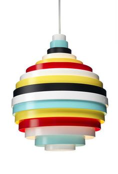 Man, stumbled across this lampshade, which is perfect for Miranda's bathroom. It's sold in the UK though, so I have no idea how much it is! LOL