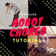 60 Minute Robot Choreography Tutorial