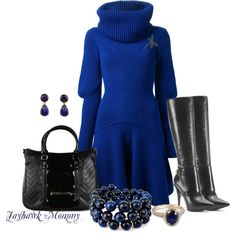 Sapphire, created by jayhawkmommy on Polyvore