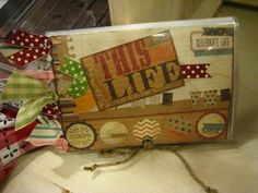 This Life mini Brag Book Kit!