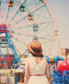 Flashes of Style: Coney Island Baby