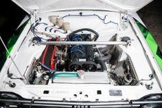 1977 Ford Escort Mk2 Escort RS1800 Gp4 Historic Rally Car engine main