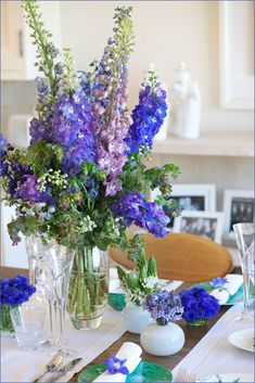 Entertain at Home: Pretty Party Inspiration