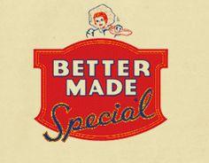 Better Made Special Chips: A Detroit original