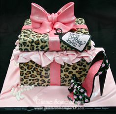 Resultado de imagem para Pretty Birthday Cakes For Women Pretty Birthday Cakes, Birthday Cakes For Women, Pretty Cakes, Beautiful Cakes, Amazing Cakes, Unique Cakes, Creative Cakes, Shoe Cakes, Cupcake Cakes