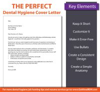 Dental Hygiene Cover Letter  Creative Resume Design Templates