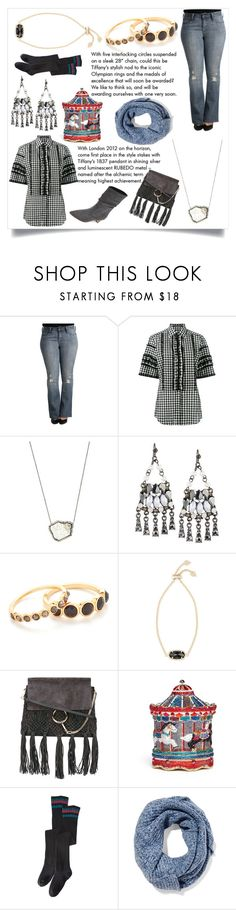 """My fashion sense"" by emmamegan-5678 ❤ liked on Polyvore featuring Tiffany & Co., Standards & Practices, Dolce&Gabbana, SUSAN FOSTER, Lydell NYC, Gorjana, Kendra Scott, Judith Leiber, Stance and Duffy"