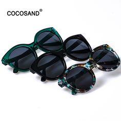 2017 Donne Oversize Vintage Stripes Tortoiseshell Designer Occhiali Da Sole Le Signore Nuova Moda Cat-Eye sunglasses Retro Gafas