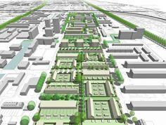 Resultado de imagen de Renovación Urbana en Holanda. Segundo caso: Pendrecht