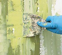 Venetian Plaster Technique.