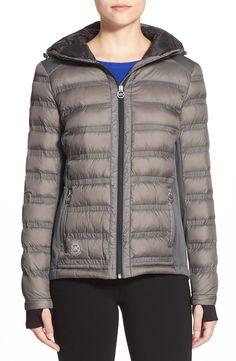 MICHAEL Michael KorsMixed MediaDown Jacket