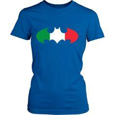 Italian Batman T-shirt