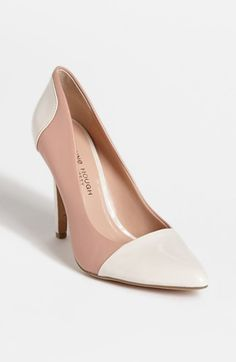 Julianne Hough for Sole Society 'Blakeley' Pump available at #Nordstrom @burrd03 they have one left of these in 11 for $25