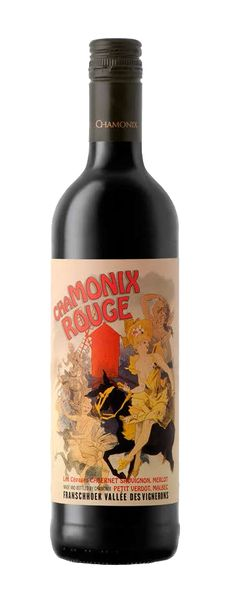 #Chamonix Rouge