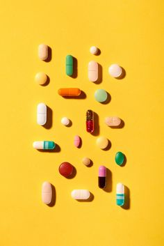Do Those Celebrity-Endorsed Hair Vitamins Actually Work? Experts Weigh In on This Tricky Topic - The Everygirl Hair Gummies, Medical Photography, Medical Wallpaper, Pharmacy Design, Hair Vitamins, Happy Pills, Hair And Nails, Design Elements, Drugs
