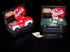 Matchbox Collectibles 1:64 scale 2 Die-Cast car Lot Coca-Cola Ford Truck LOT # 1 #Matchbox