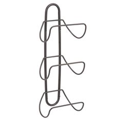 The mDesign Decorative Three Tier Wall Mount Towel Holder will ensure that towels are always at your fingertips in the bathroom or anywhere in the home. The stylish curves of this holder add a modern look to any bathroom motif, while its open design keeps towels at the ready for you or your guests. Towels of all sizes easily fit into the holder, just roll them to fit. The holder easily installs with the included hardware. Color: bronze. Gender: unisex. Wall Mounted Towel Holder, Towel Holder Bathroom, Bathroom Towels, Bathroom Storage, Bathroom Ideas, Bathroom Doors, Bathroom Remodeling, Bath Ideas, Small Bathroom