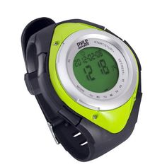 Heart Rate Calorie Counter Watch