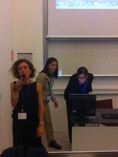 Valeria Vitali al convegno sul Crowdfunding presso il Salone della CSR e dell'innovazione sociale #CSRIS13 #crowdfundingCSR