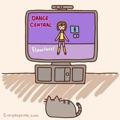 Pusheen - Pusheen the Cat Photo (24897239) - Fanpop