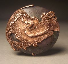 Electroformed copper