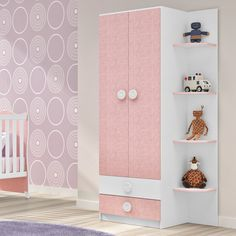Kids Bedroom Furniture Design, Cute Furniture, Baby Room Furniture, Wardrobe Furniture, Wardrobe Design Bedroom, Kids Bedroom Designs, Kids Room Organization, Cupboard Design, Teen Room Decor