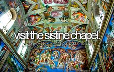 Sistine Chapel to Illuminate Michelangelo's Masterpiece with 7,000 LEDs