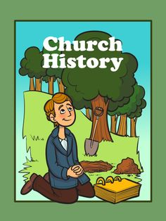 Have fun coloring scenes and people from the early history of The Church of Jesus Christ of Latter-day Saints.    Download a free PDF of this coloring book that you can print and color!