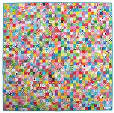Love this quilt. This is one I will definetly make.