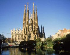 This is the beautiful Barcelona Castle!