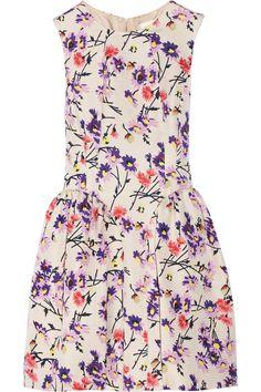 9d9118efa8 Jill StuartVilma floral-print cloqué dress Discount Designer Clothes