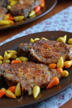 Fokhagymás-csilis tarja - Kifőztük, online gasztromagazin Pot Roast, Paleo, Pork, Beef, Dishes, Ethnic Recipes, Carne Asada, Kale Stir Fry, Meat