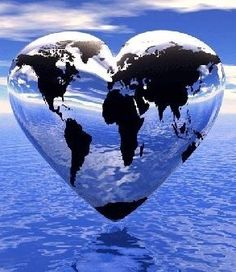Love our planet Earth ❤️