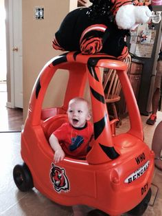 Wish I had thought of this when my kids were young! Who Dey