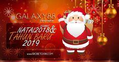 Selamat Hari Natal & Tahun Baru Galaxy88 - Agen Taruhan Bola Online PIN BBM : 58DAAD6B | WA : +855 968 064 757 | Line : galaxy88online | WeChat : galaxy88online sbogalaxy88.com #sbobet #sbobetcasino #sbobetuk #cbet #maxbet #galaxy88 #agenbola #judibola #casinoonline Tatto For Men, Mobile Legends, Bang Bang, Wordpress, Christmas Ornaments, Holiday Decor, Sexy, Christmas Jewelry, Christmas Decorations