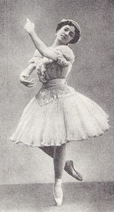 Agrippina Vaganova (1879-1951)