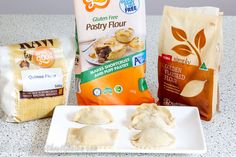 New gluten free pasta dough from Well and Good flours