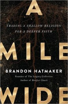 A Mile Wide: Trading
