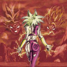 kale y caulifla ecchi Otaku Anime, Manga Anime, Anime Art, Dragon Ball Gt, Caulifla Hot, Dbz Memes, Fantasy Girl, Kale, Anime Characters