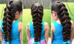 Hair artists from all over the world create wonderful braids!!!