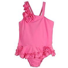 JUICY COUTURE  Light Pink Baby Swimsuit