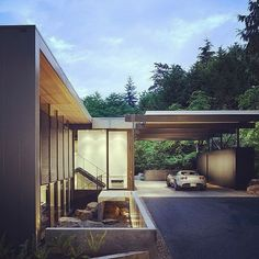 Photo by Tom Matosin(townhousemag): Chadbourne Doss Architects - and I'... | iPhoneogram