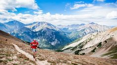 5 Trail Races Worth Traveling For If you're going to endure a trail-running race, you may as well do it someplace beautiful
