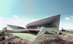 Proyecto de Residencia en San Diego / Zaha Hadid