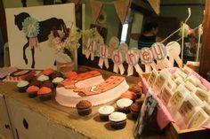 Horse Themed Birthday Party