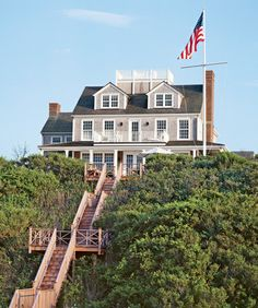 absolutely beautiful things: Nantucket Dreamhouse!