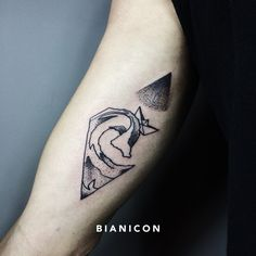 #bianicon #tattoos #black #sea