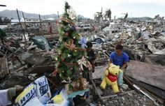 The emergency in the Philippines continues